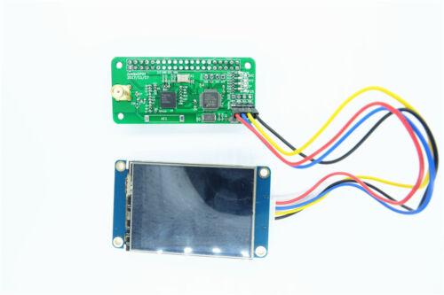 "2.4/"" Nextion LCD Display for Raspberry pi MMDVM Hotspot w// Antenna P25 DMR YSF"