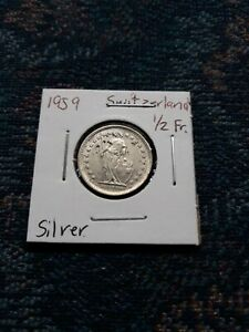 1959-SILVER-SWITZERLAND-1-2-FRANCS-COIN
