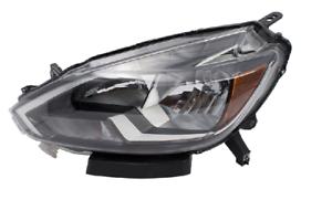 For 2016-2018 Nissan Sentra Headlight Halogen Headlamp Left /driver Side