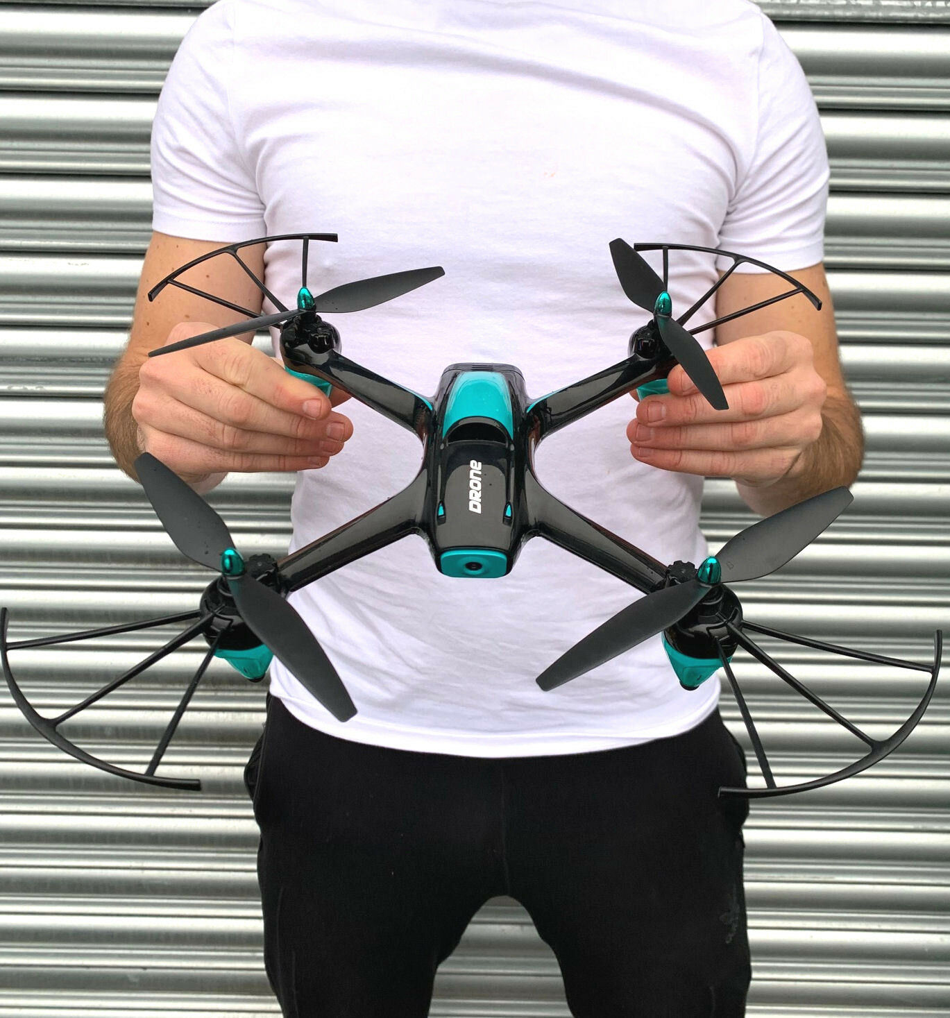 DRONE Radio Remote RC Control Quadcopter HD Camera BEST WE'VE TESTED