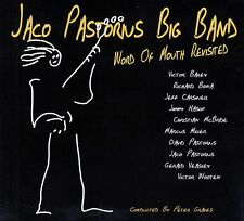 JACO PASTORIUS BIG BAND : WORD OF MOUTH REVISITED / CD - TOP-ZUSTAND