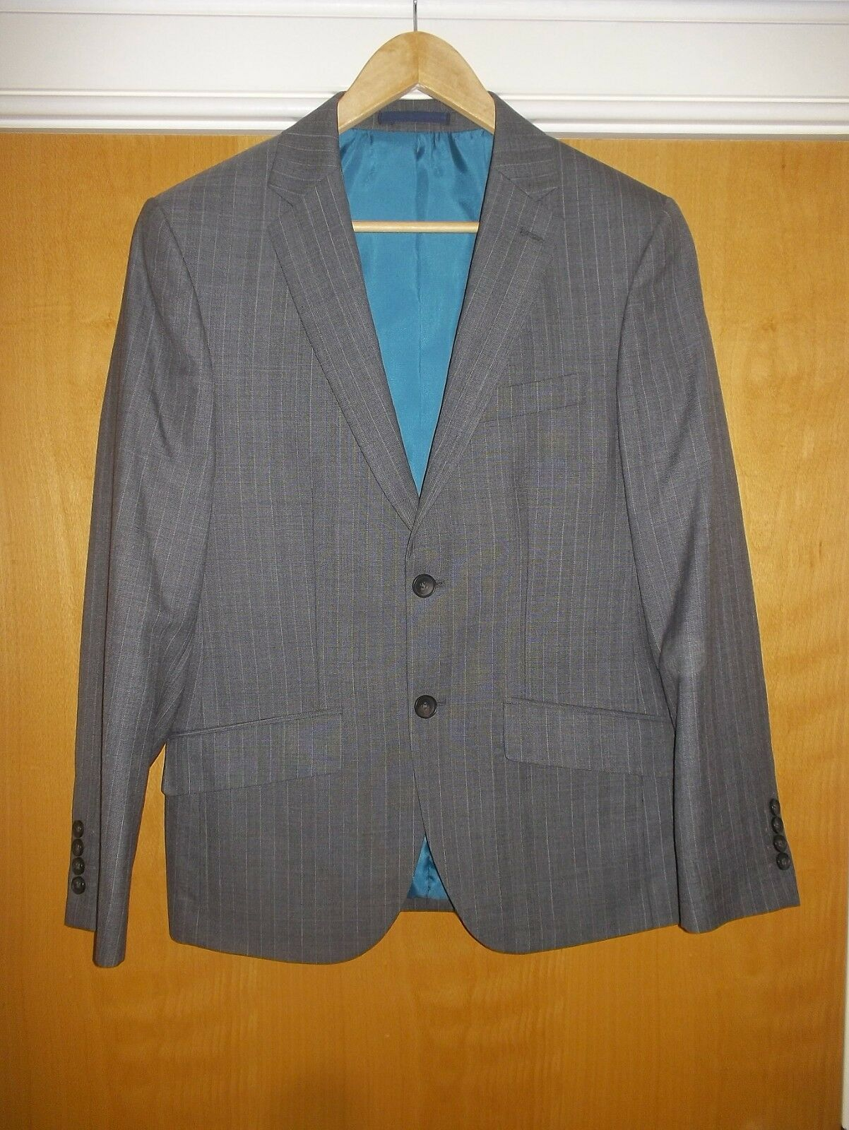 M&S Collection Tailored Fit Suit