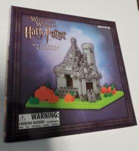 Harry-Potter-Hut-Rubeus-Hagrid-Nanoblock-USJ-Limited-Kawada-from-Japan