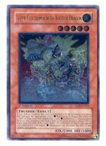 1x-Super-Electromagnetic-Voltech-Dragon-EOJ-EN031-Ultimate-Rare-1st-Editio