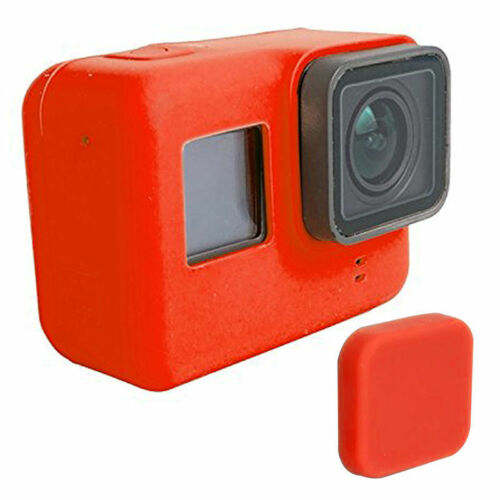 Rubber Protective Silicone Soft Case For GoPro Hero 5 Camera