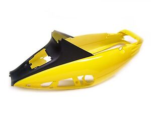 Original-Malaguti-F12-Phantom-panel-trasero-Cuerpo-Cov-amarillo-ET-06321070