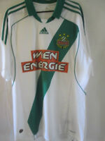 Rapid Vienna 2011-2012 Away Football Shirt Large /9018