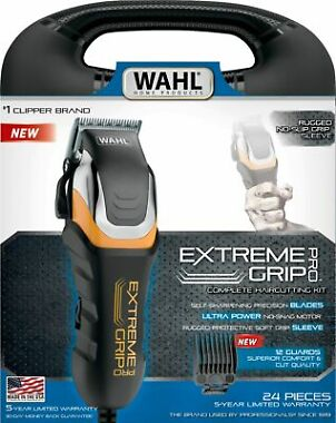 Wahl Extreme Grip Pro Hair Clipper