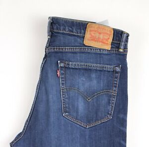 Levi-039-s-Strauss-amp-Co-Hommes-751-Jeans-Jambe-Droite-Stretch-Taille-W38-L34-ATZ1606