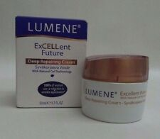 Lumene ExCELLent Future Deep Repairing Cream for All Skin Types 1.7 fl oz SEALED