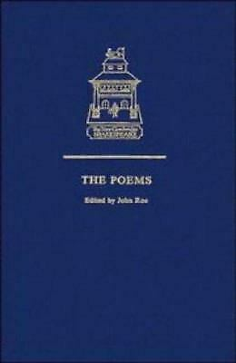 Poems : Venus and Adonis, the Rape of Lucrece, the Phoenix and the Turtle, the P