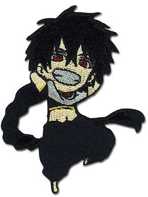 """MAGI ALADDIN Anime Patch 3/"""" x 1.5/"""" Licensed by GE Animation 44106 Free Shipping"""