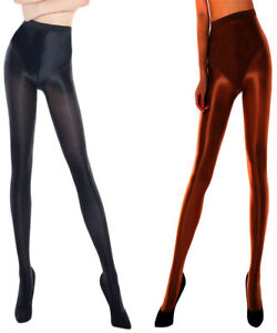 3-PAIRS-LADIES-ULTRA-GLOSSY-OPAQUE-TIGHTS-WITH-LYCRA-ONE-SIZE-HIPS-36-42-034