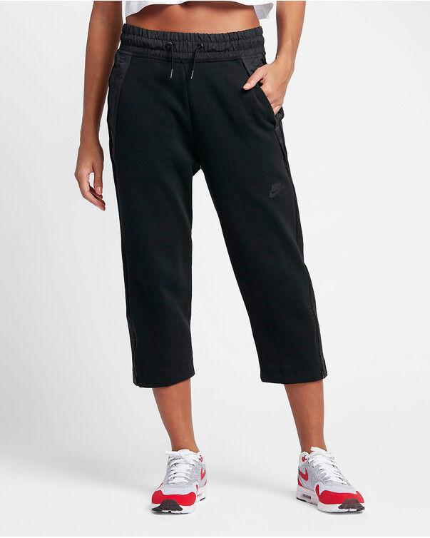 Nike Donna Abbigliamento Sportivo Tech Pantaloni in Pile Risparmia XS,S,M