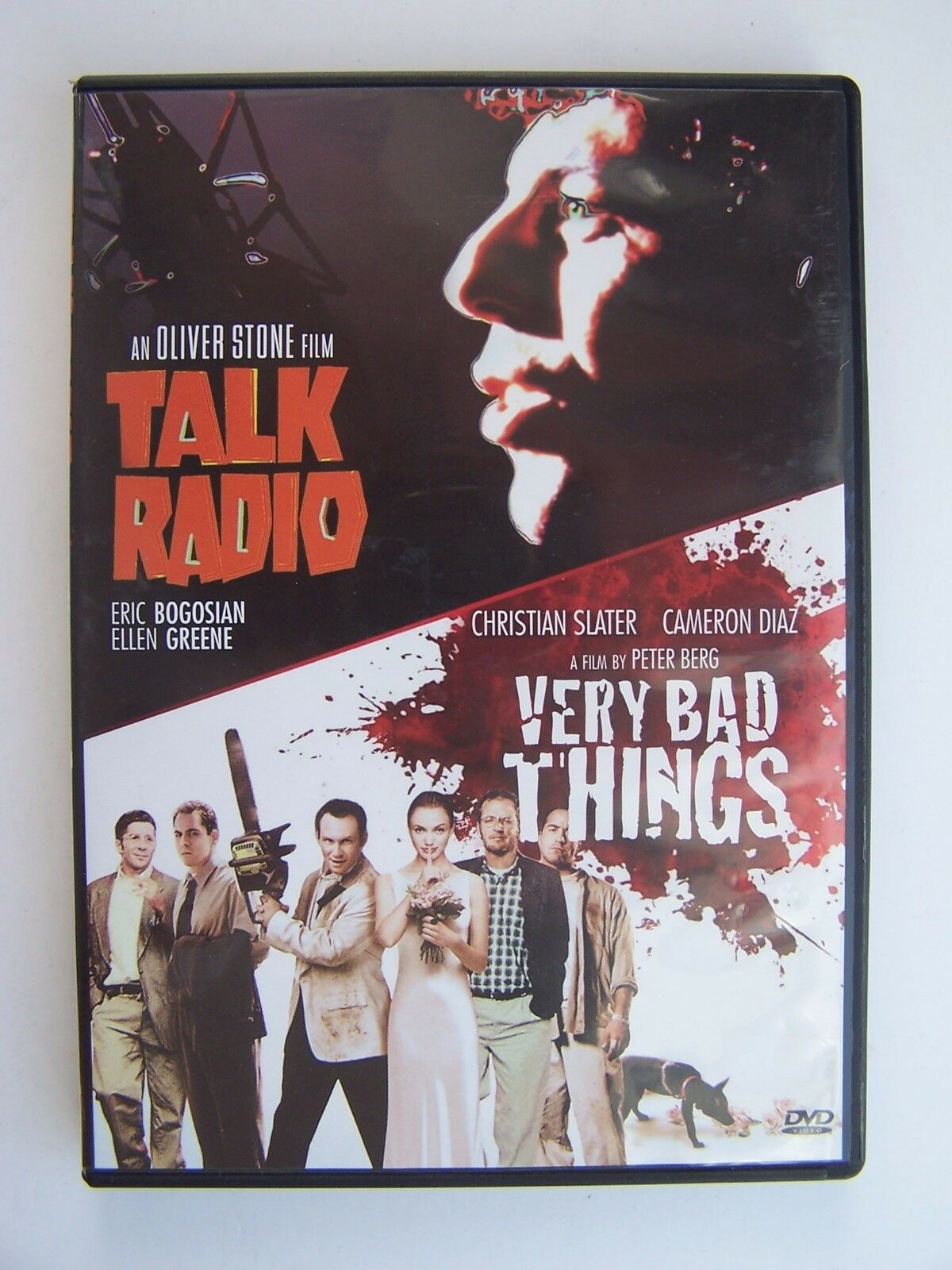 Talk Radio (1988)/Very Bad Things DVD Double Feature 11