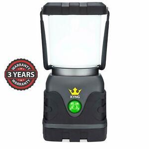 Kyng Portable LED Camping Lantern/Lamp Light Battery Powered Outdoor Flashlight!