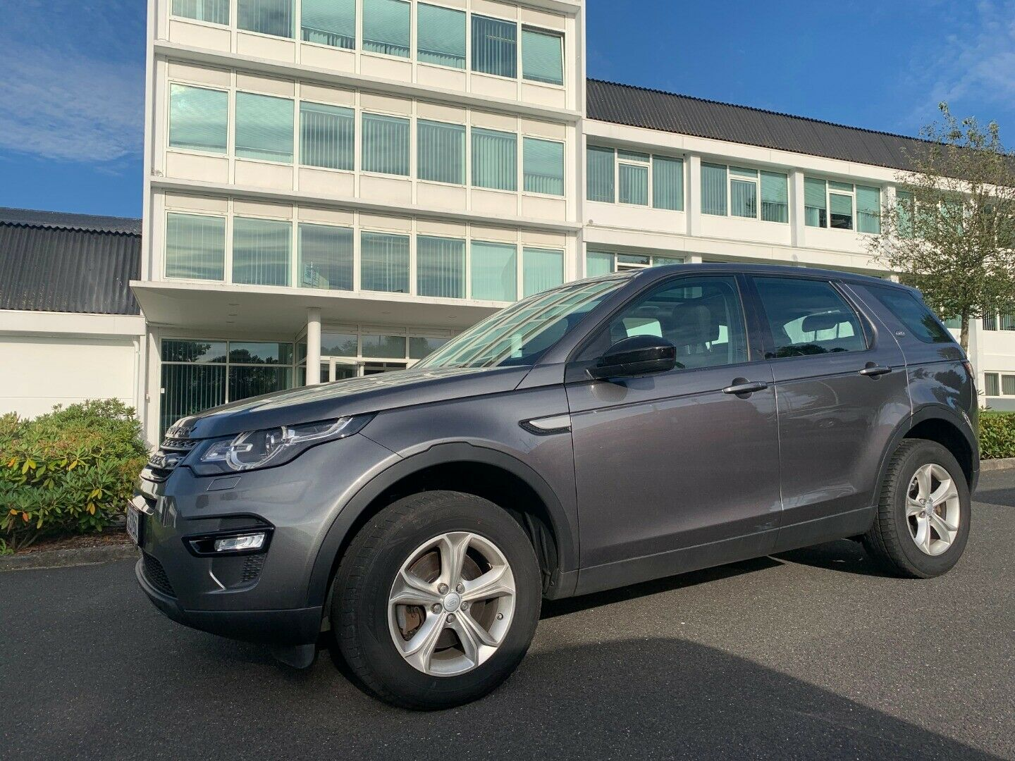 Land Rover Discovery Sport 2,0 TD4 180 S aut. 5d