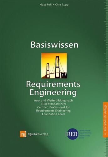 1 von 1 - Basiswissen Requirements Engineering, Klaus Pohl