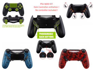 Modding-Kit-fuer-PS4-Scuf-Elite-Controller-Umbau-4-Programmierbare-Paddles-DiY