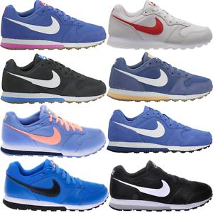 Details zu Nike MD RUNNER 2 GS Damen Sneaker Turnschuhe Sportschuhe NEW TOP PREMIUM