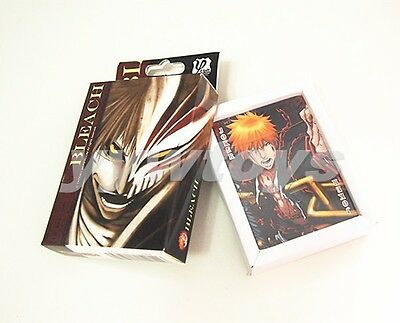 Anime Bleach Playing Cards Poker Student Boy Girl Toy Gift New In Box