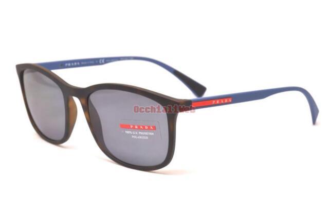 9df936d95e Occhiali da sole rettangolare Prada Ps01ts Marrone | Acquisti Online ...