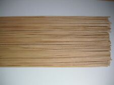50 Holzleisten Birke 800 x 5 x 0,6 mm