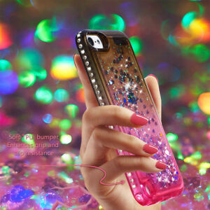 For-iPhone-XS-Max-6S-7-8-Plus-Colorful-Glitter-Diamond-Quicksand-Soft-Case-Cover
