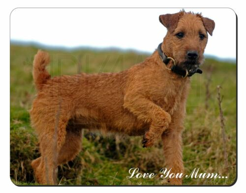 Lakeland Terrier 'Love You Mum' Computer Mouse Mat Christmas Gift Id, ADLT1lymM