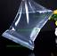 Clear-4-Mil-Ziplock-Bags-HEAVY-DUTY-Reclosable-Zip-Top-Plastic-Zipper-Poly-Ml-034 thumbnail 2