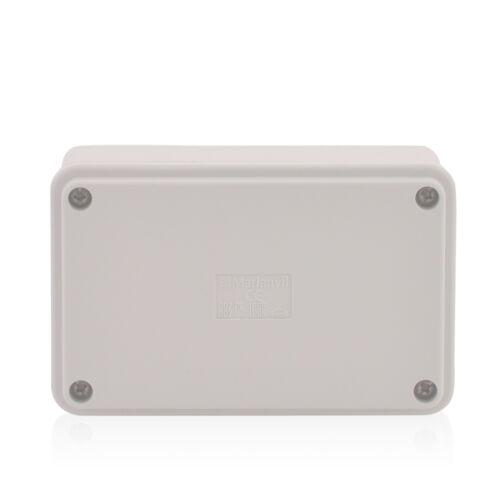 Industriegehäuse Abzweigdose Verteilerkasten 120x75x50mm Schaltschrank JS7630