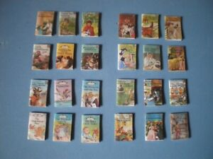 Dolls-House-miniatures-accessories-LADYBIRD-BOOKS