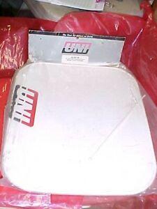 dirt track NOS UNI 10 X 12 AMA number plates nos set of three