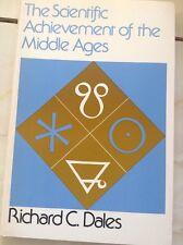 The Scientific Achievements Of The Middle Ages, Richard C. Dales