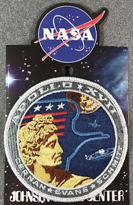NASA-APOLLO-17-MISSION-PATCH-Official-Authentic-SPACE-4-2in-USA