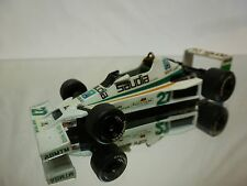 WESTERN MODELS  KIT (built) - WILLIAMS FW06   A.JONES  1:43 NICE CONDITION
