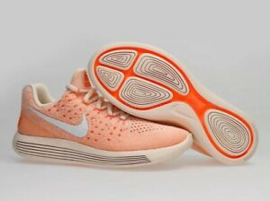 81b740d7df88 Nike LunarEpic Low Flyknit 2 IWD Running 881674-801 Orange Sunset UK ...