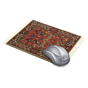 MOUSERUG-MOUSE-PAD-FLORAL-ARABESQUE-CARPET-ORIENTAL-RUG-NEW-RUGS-IRAN-17-C