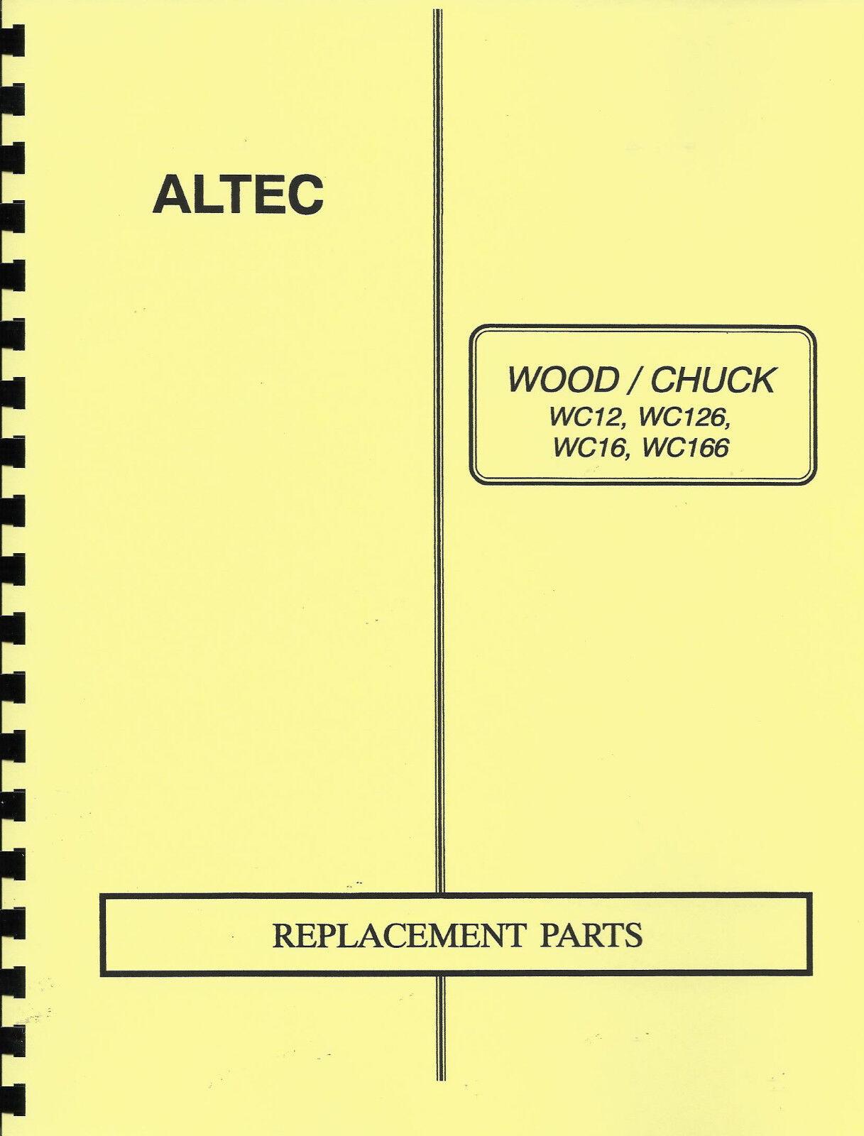 Altec Chipper Wiring Diagram Trusted Diagrams Parts Diy U2022 Ezgo 1975