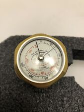 Waters Manufacturing Torque Watch Gauge Model 651c 2 M Tested Working