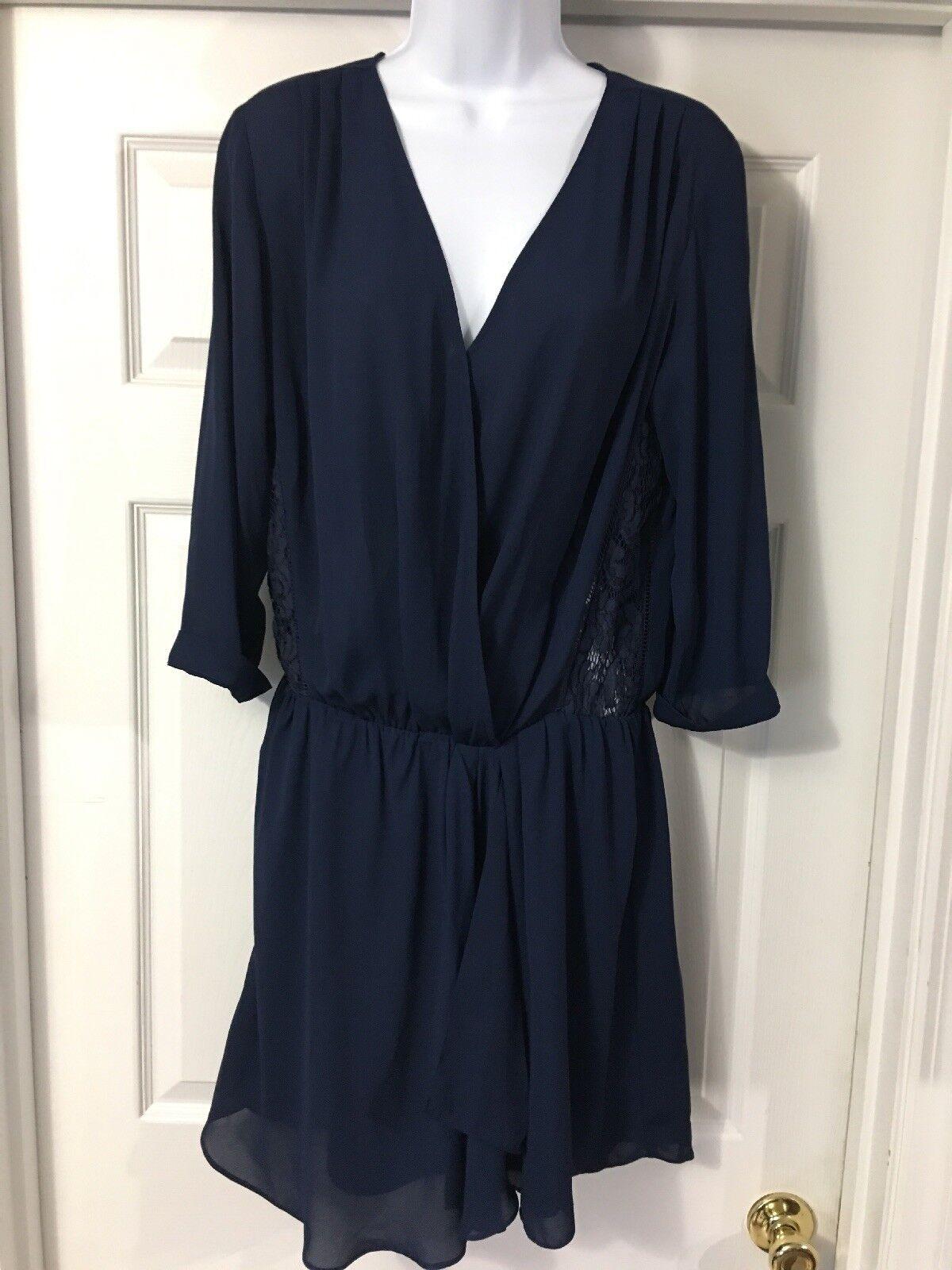 NWT Heartloom Dress - Dark bluee - Laville - Free Shipping