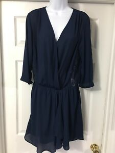 9aeeb0d09126b NWT Heartloom Dress - Dark Blue - Laville - Free Shipping | eBay
