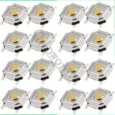 100pcs Tact Switch Button SMD Micro Switch 5x5x1.5MM 5*5*1.5MM new