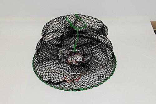 KUFA tower style prawn trap (Size ø30 x ø20  x 12 H),Stretched Mesh size 1-3 4   reasonable price