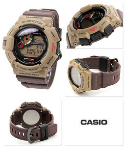 G-SHOCK-MUDMAN-G9300ER-5-Earth-Tough-Solar-Limited-Edition-Very-Rare-Watch