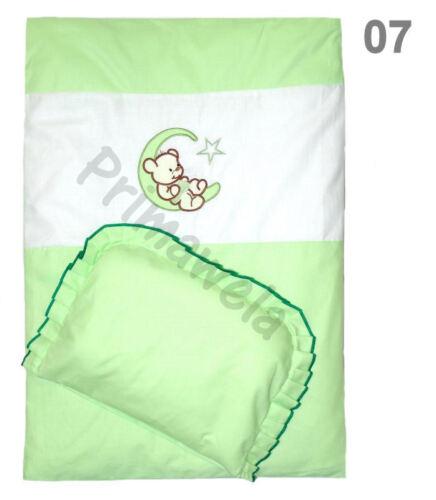 2tlg Bezug für Kinderwagenset Baby Bettwäsche Bezüge für Kinderwagen