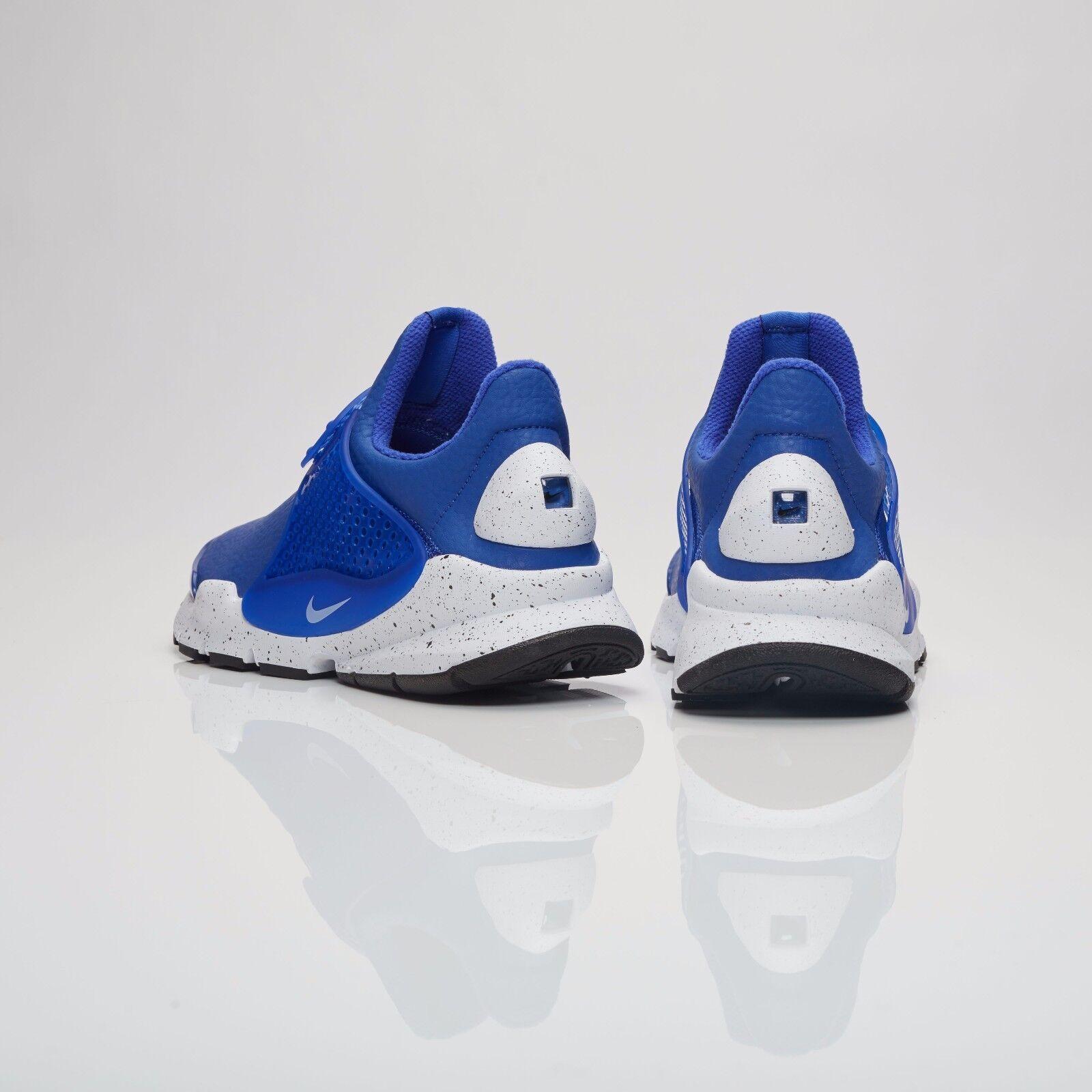 Nike WOMEN'S Sock Sock Sock Dart Premium Paramount bluee SIZE 5 BRAND NEW 58281e