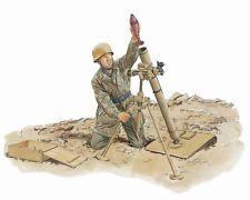 "Dragon WWII 1/6 scale for 12"" Figure German 8cm Granatwerfer 34 Mortar Kit 75009"