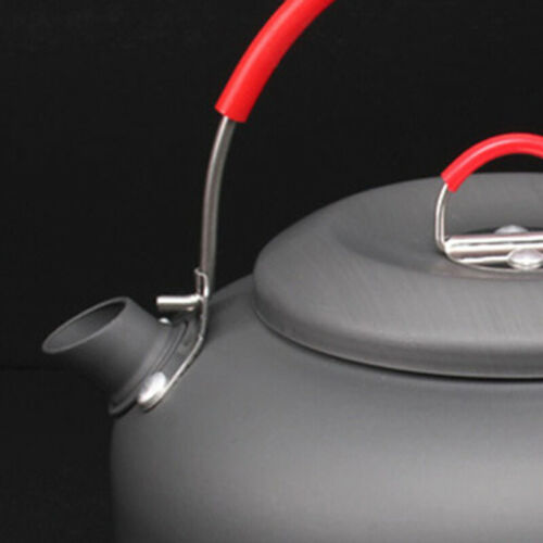 Water Kettle Cookware Tool 800ML Outdoor Camping Picnic Teapot Coffee Pot