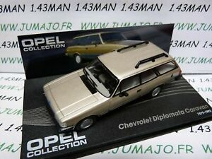OPE71R-voiture-1-43-IXO-OPEL-collection-CHEVROLET-Diplomata-Caravan-break